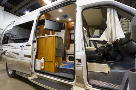 What Is A Class B RV ?