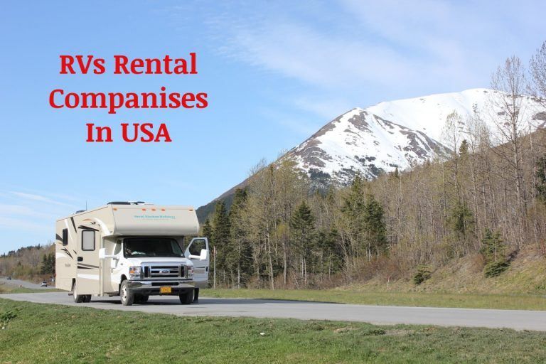 Where to Rent Rvs for Cheap?